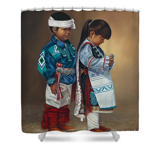 Legacy Shower Curtain