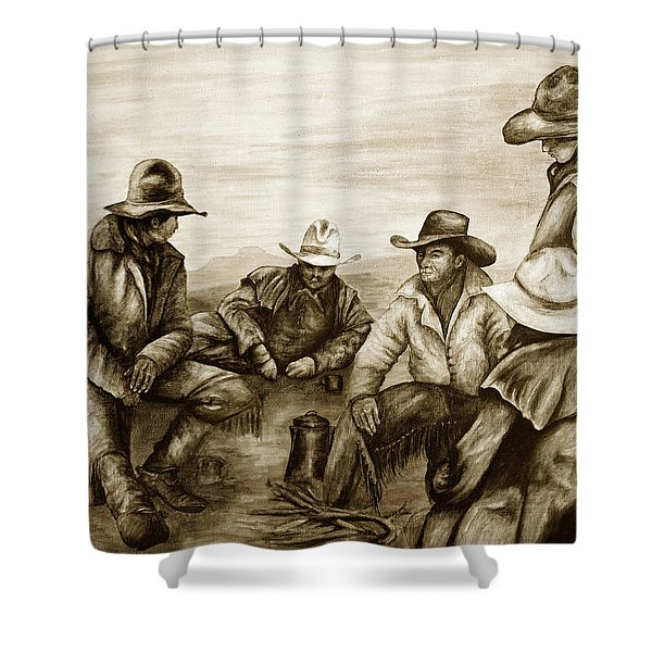 Matchless Shower Curtain