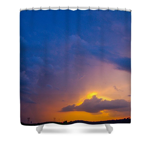 Our First Kewl T-boomers 2010 Shower Curtain
