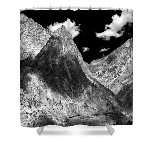 Pine Creek Shower Curtain