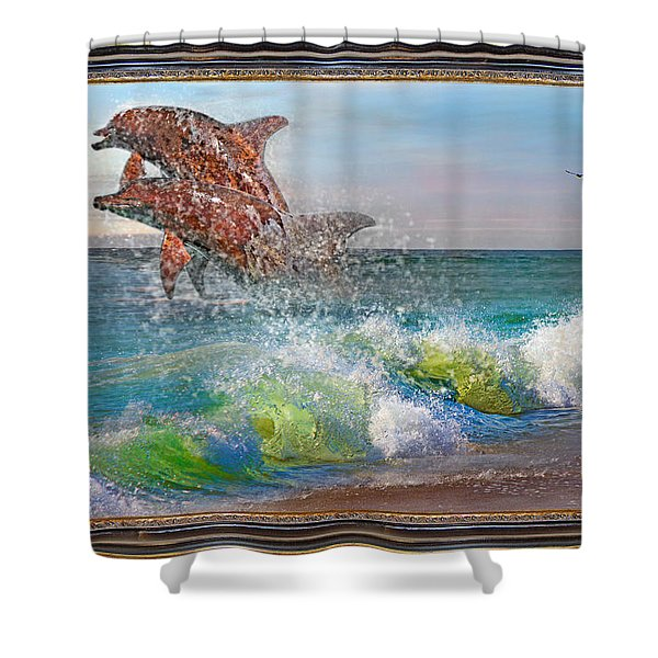 Taken For Granted Shower Curtain