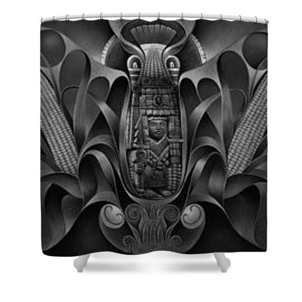 Tapestry Of Gods Shower Curtain