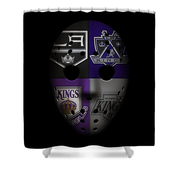 Los Angeles Kings Shower Curtain