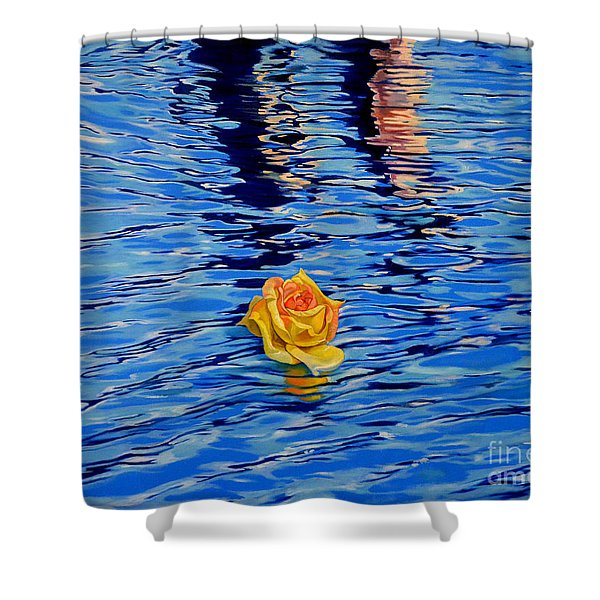 Roam With Freedom Shower Curtain