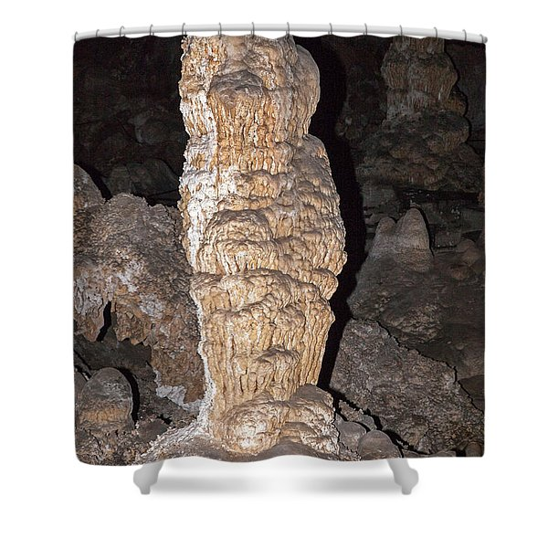 Carlsbad Caverns National Park Shower Curtain