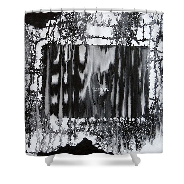Magic Rectangle Shower Curtain