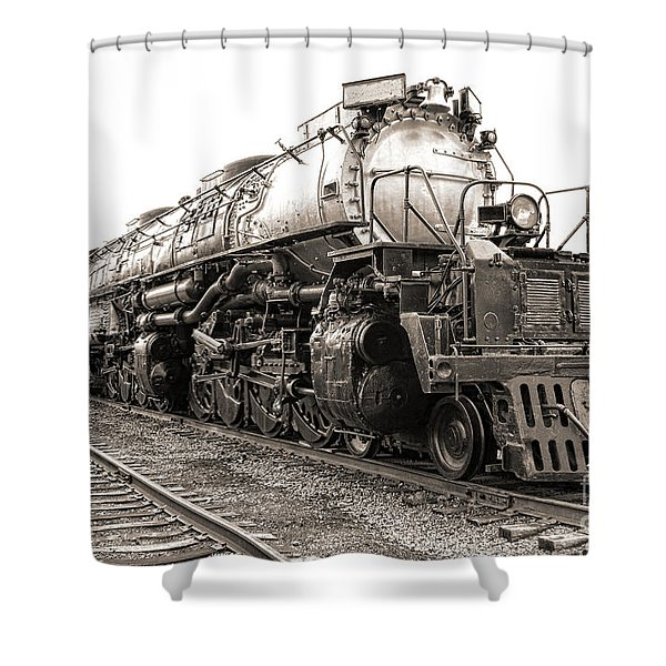 4884 Big Boy Shower Curtain