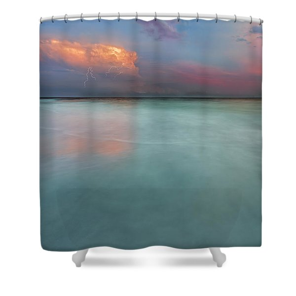 Sunset On Hilton Head Island Shower Curtain