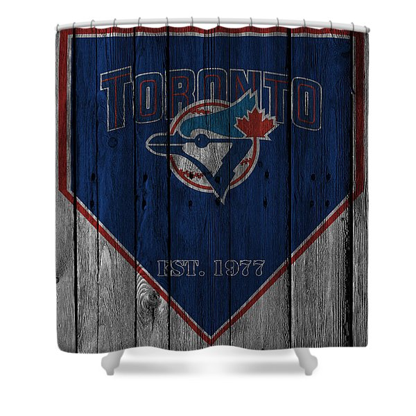 Toronto Blue Jays Shower Curtain