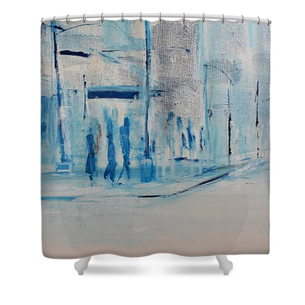 95 In The Shade Shower Curtain
