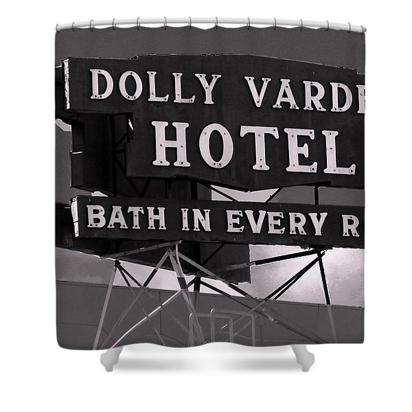 A Bath In Every Room Shower Curtain