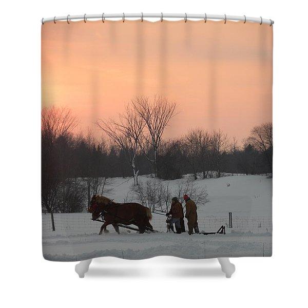 A Breath Of Fresh Air Shower Curtain