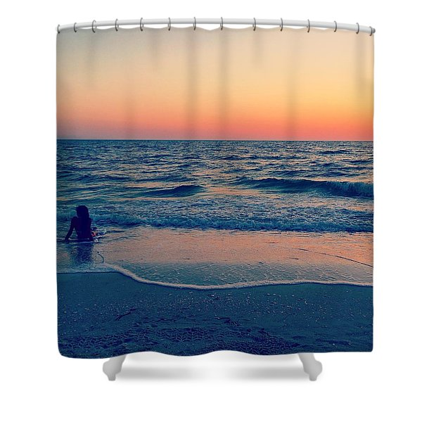A Moment To Remember Shower Curtain