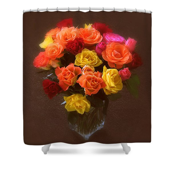 A Mother's Gift Shower Curtain