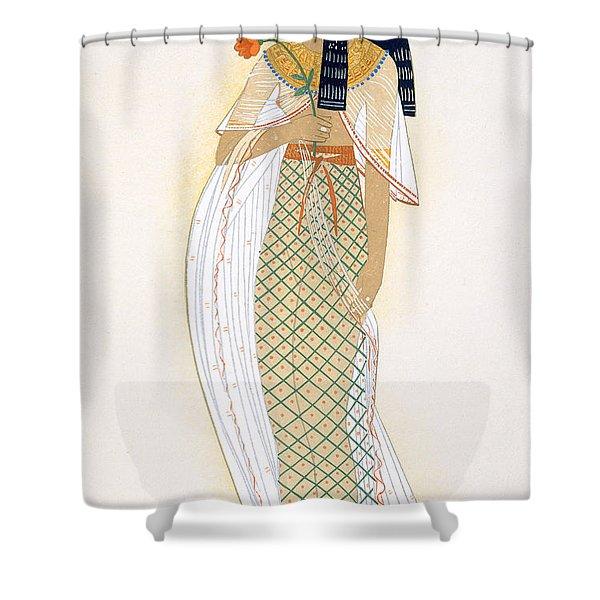A Princess Shower Curtain