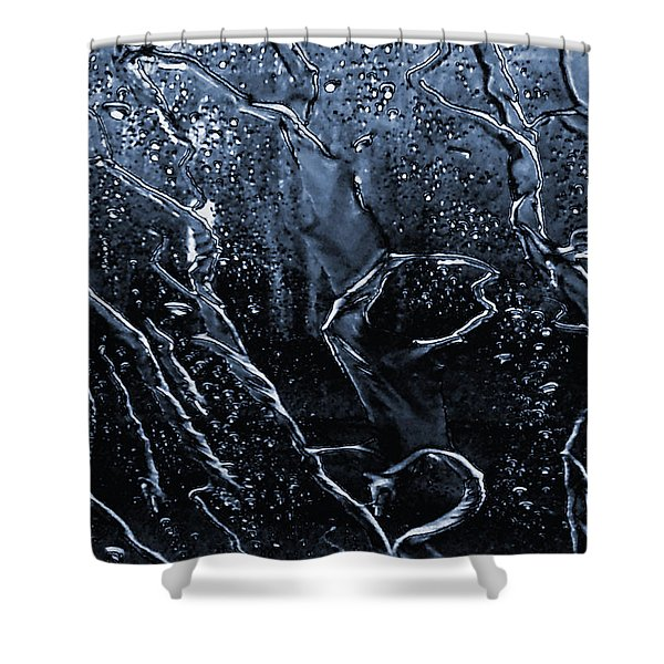 Shower Curtain featuring the photograph A Sonata by Gerlinde Keating - Galleria GK Keating Associates Inc