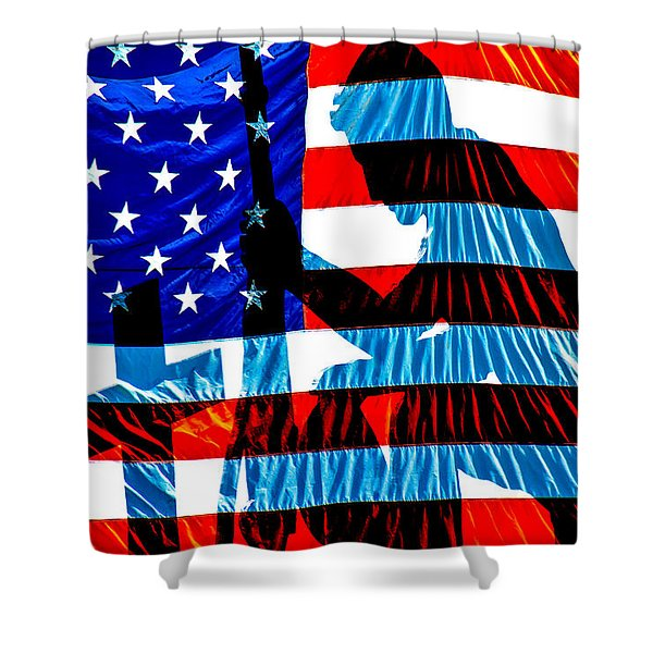 A Time To Remember Shower Curtain