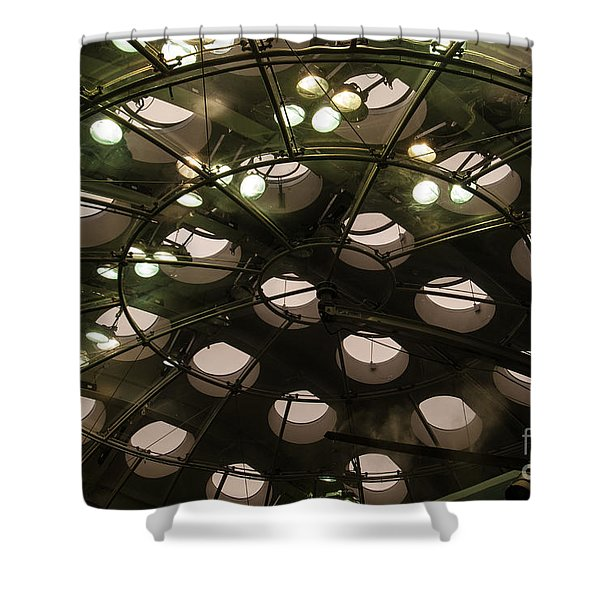 Academy Skylights Shower Curtain