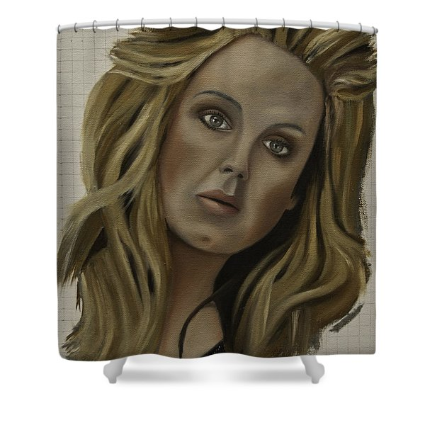 Adele Shower Curtain