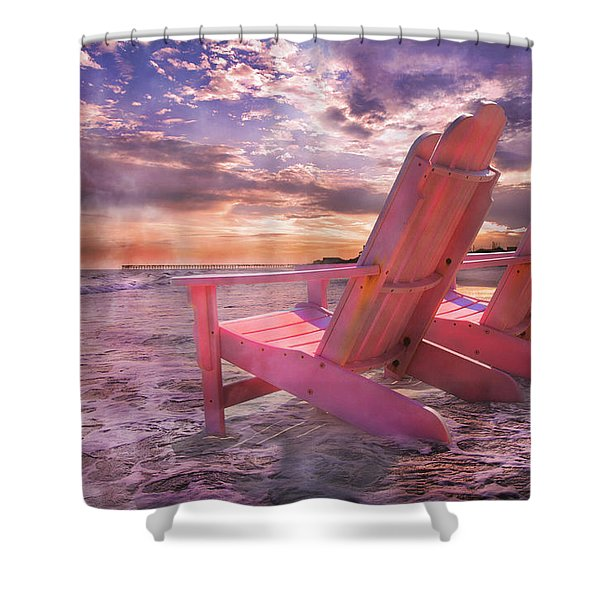 Adirondack Duo Shower Curtain