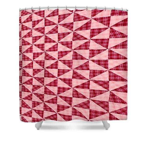 Advancing Pattern Shower Curtain
