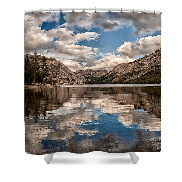 Afternoon At Tenaya Shower Curtain