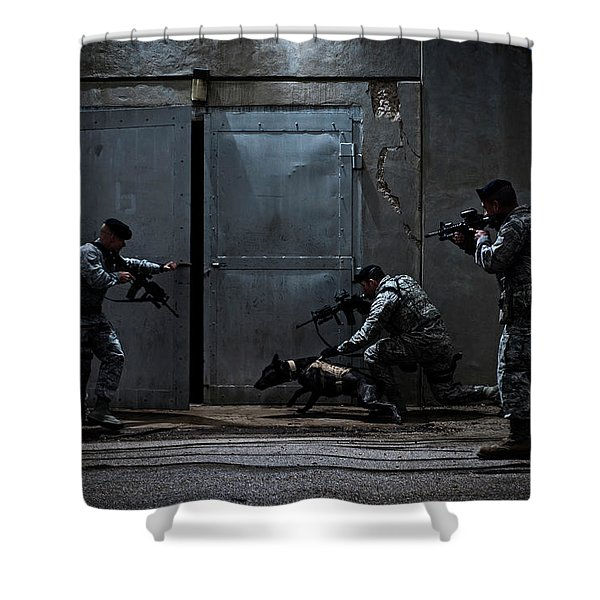 Lackland Air Force Base Shower Curtains | Fine Art America