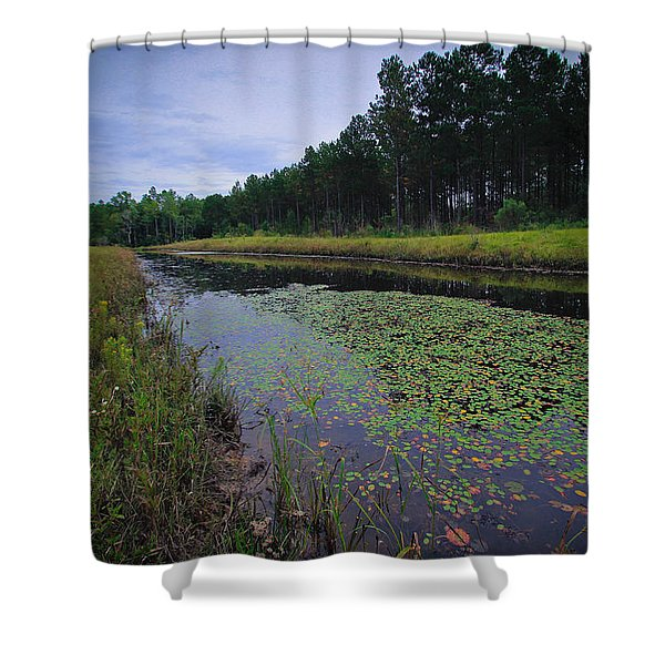 Alabama Country Shower Curtain