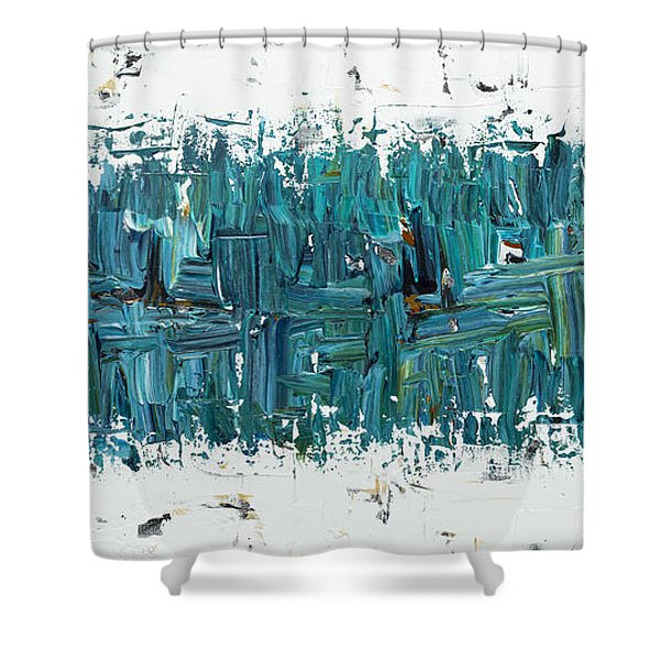 All In Shower Curtain
