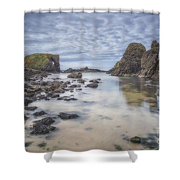 All Is Dream And Everything Is Real Shower Curtain