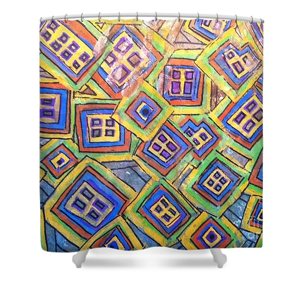 All Six's And Three's Shower Curtain