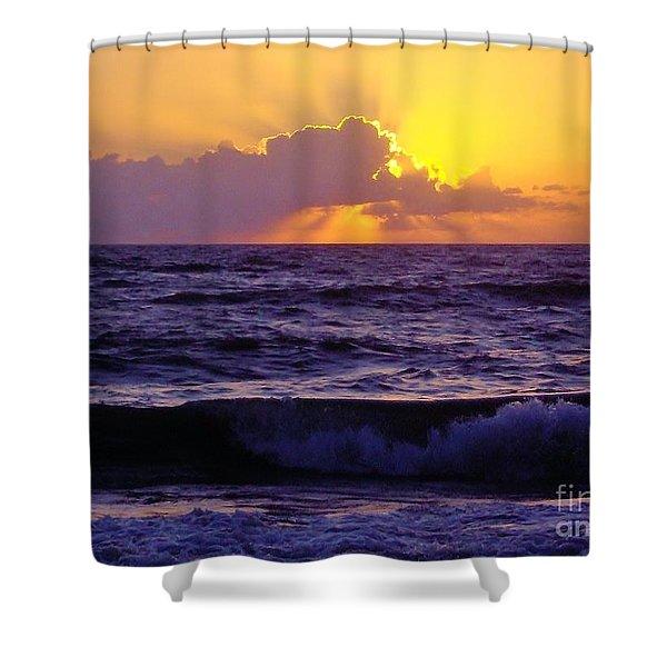 Amazing - Florida - Sunrise Shower Curtain