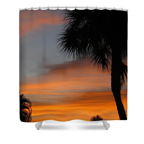 Amazing Sunrise In Florida Shower Curtain