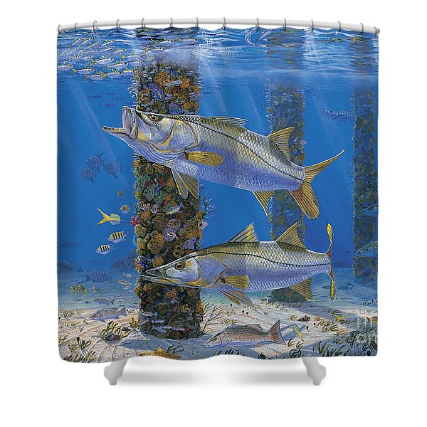 Ambush In0027 Shower Curtain