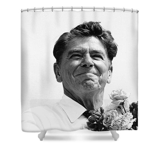 American Optimism Shower Curtain