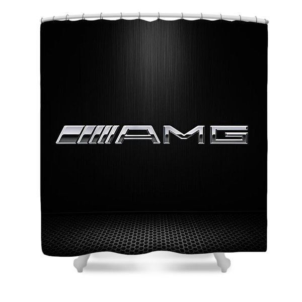 Amg Center Stage Shower Curtain