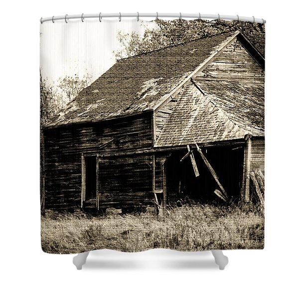 An Era Past Shower Curtain