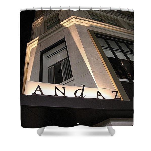 Andaz Shower Curtain