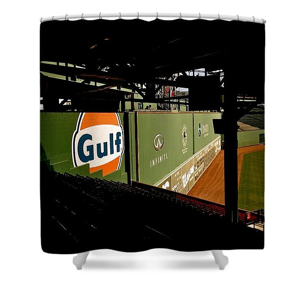 Angles Fenway Park  Shower Curtain