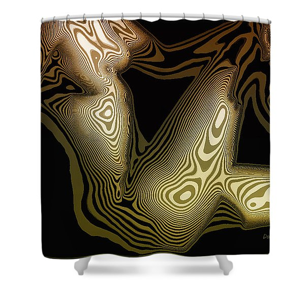 Animal Magnetism Shower Curtain
