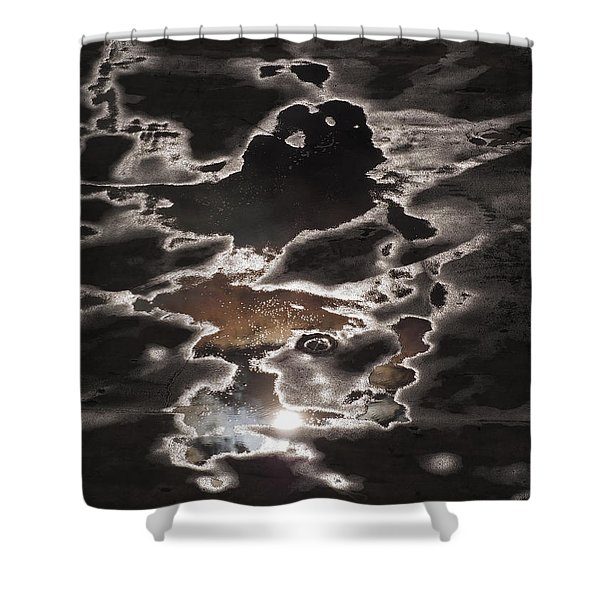 Another Sky Shower Curtain