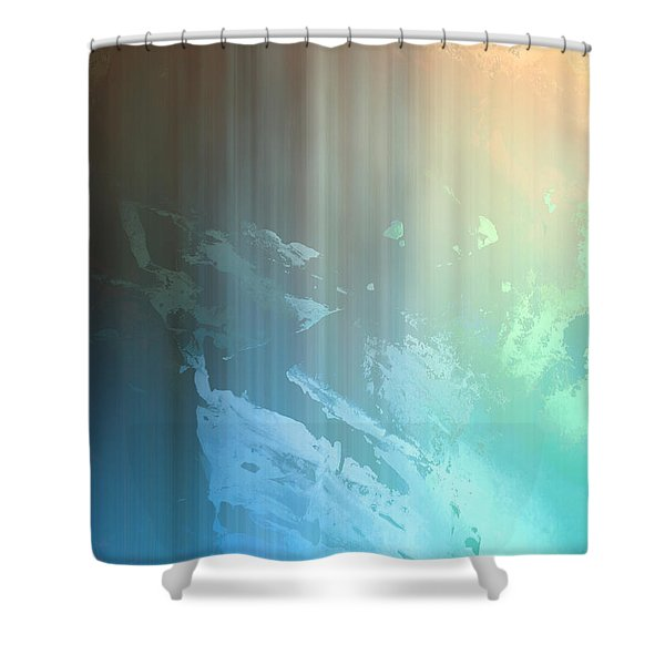 Aphrodite Shower Curtain