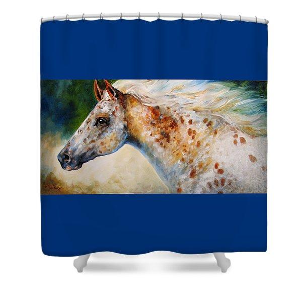 Appaloosa Spirit 3618 Shower Curtain