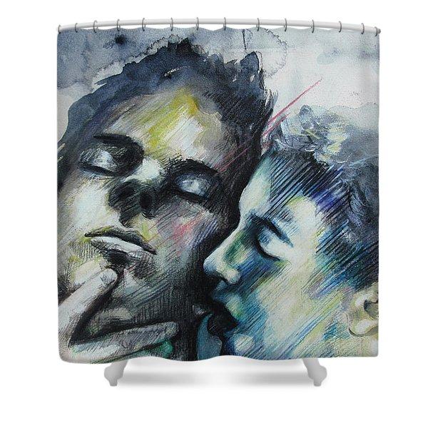 Aquatic Dreams Shower Curtain