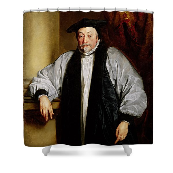 Archbishop Laud C.1635-37 Shower Curtain