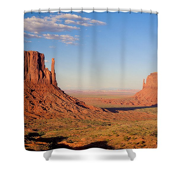 Arizona Monument Valley Shower Curtain
