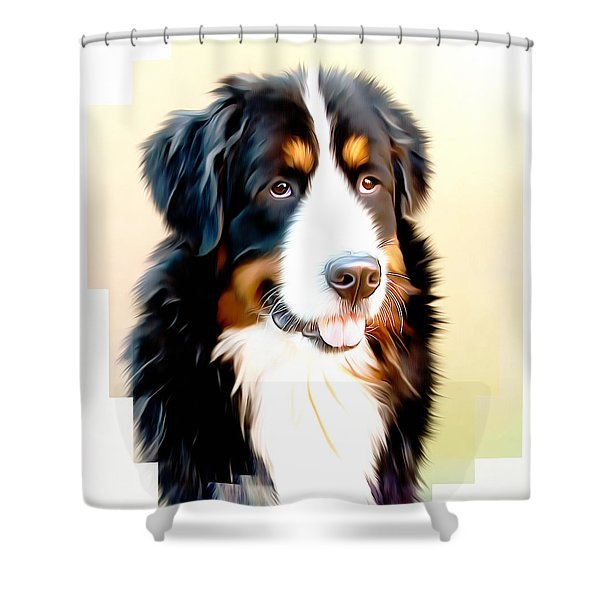 As Good As It Gets Shower Curtain
