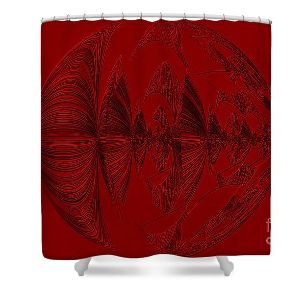 Ascent Shower Curtain