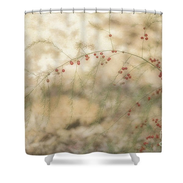 Asparagus Shower Curtain