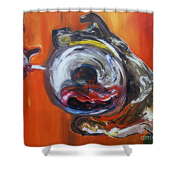 Aspro Pato Shower Curtain
